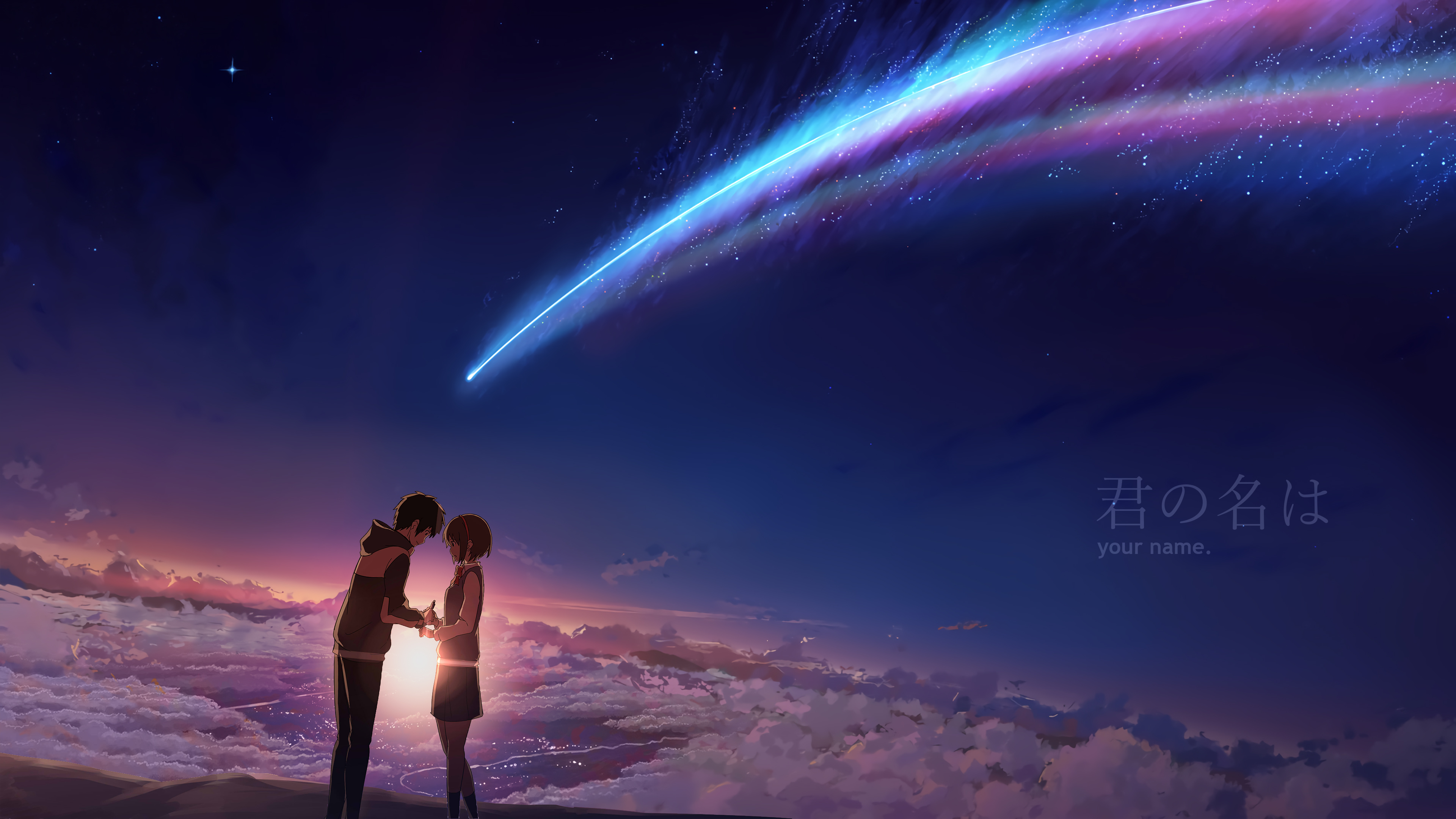 Your Name. (Kimi no Na wa)